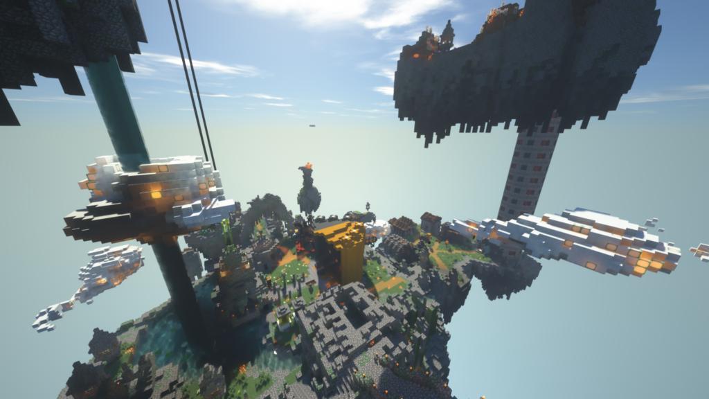 スキル設定島 最初期に訪れるスキルを設定することができる場所